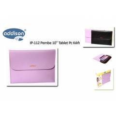 Addison IP-112 Mor 10 Tablet Pc K�l�f�