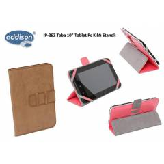 Addison IP-262 Taba 10 Tablet Pc K�l�f� Standl�
