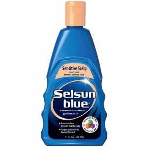 Selsun Blue Sensitive Scalp Kepek �ampuan� 325ML