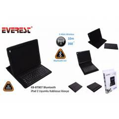 Everest KB-BT807 Bluetooth iPad 2 Uyumlu Q Multi