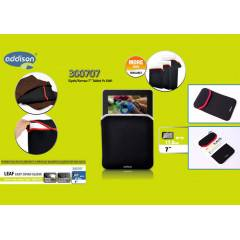 Addison 300707 Siyah/K�rm�z� 7 Tablet Pc K�l�f�
