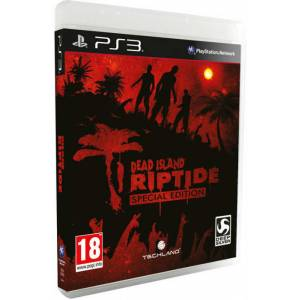 Dead Island Riptide Special Editions PS3 STOKTAA