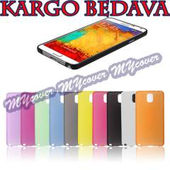 Galaxy Note 3 K�l�f Ultra ince 0.2 mm Kapak