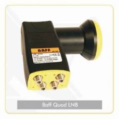 BAFF 0,1dB Universal Quad LNB - FULL HD