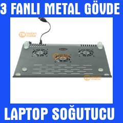 Notebook Laptop So�utucu Fan Laptop Masas� 003