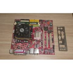 AMD ANAKART+ X2 4000 ��LEMC� + 1 GB DDR2 RAM+FAN