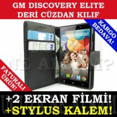 GENERAL MOBILE DISCOVERY ELITE KILIF DER� C�ZDAN