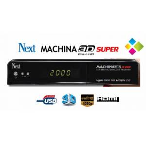 Next MACHINA 3D Super Full HD Uydu Al�c� Yeni