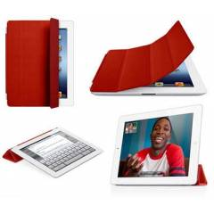 iPad 4 k�l�f Smart Cover Uyku Modlu + F�LM