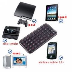 Mini KABLOSUZ BLUETOOTH KLAVYE �PHONE HTC SAMS..