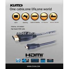 ACER A500 M�CRO HDMI TO HDMI HD-TV KABLOSU 1.5M