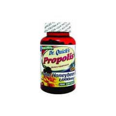 "DR.QUICK""S PROPOLIS 1000mg 200 Softgels"