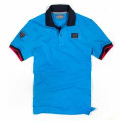 Cottonland RUDDER Erkek Polo T-Shirt MAV�