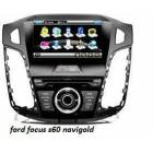 s 60 navigold ford focus s60 multimedia oem