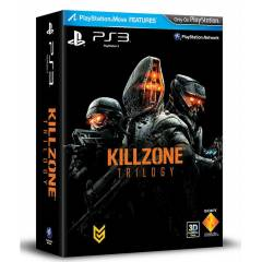 PS3 KILLZONE TRILOGY - KILLZONE 1 - 2- 3 SIFIR
