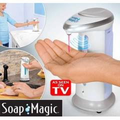 Soap Magic Sens�rl� S�v� Sabunluk Ekonomik Sabun