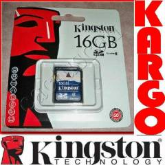 OR�J�NAL Kingston 16GB SDHC(CLASS4) KARGO BEDAVA