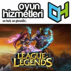 3620 Turkey Riot Point Epin League of Legends