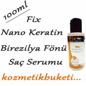 Fix Nano Keratin Sa� Serumu 100ml