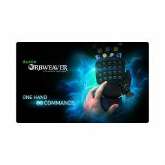 RAZER ORBWEAVER ELITE MECHANICAL GAMEPAD