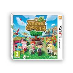 Animal Crossing New Leaf 3DS OYUNU SIFIR - PAL
