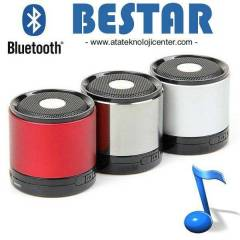 Bestar Mini HD Bluetooth Speaker Hoparl�r �arjl�