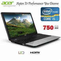ACER Laptop �5 3.20GHZ 8GB 750HDD 2GB VGA 15.6