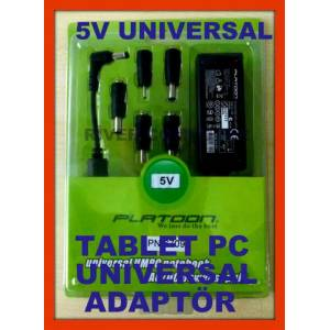 5V TABLET B�LG�SAYAR PC UNIVERSAL ADAPT�R �ARJ