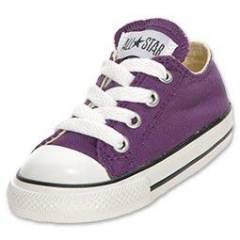 Converse Bebek Ayakkab�s�- All Star Spec Ox