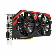 MSI N750T� TF 2GD5/OC GAMING GTX750T� 2G 128B