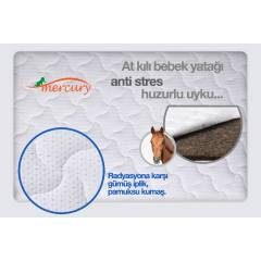 Mercury At K�l� Anti Stres Yatak 60 x 120 cm