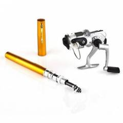 Kalem Olta Pocket Pen Fishing Rod