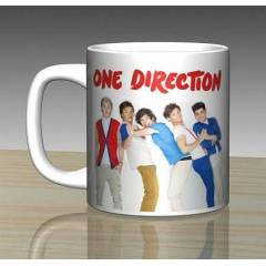 iF Clock One Direction Seramik Kupa Mug