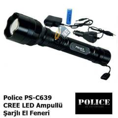 Police Ps-C639 Power Led �arjl� El Feneri