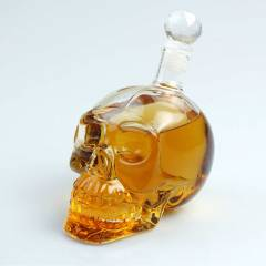 Crystal Head Kuru Kafa Cam �i�e 550 ml