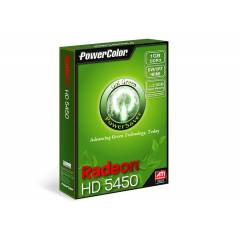 POWERCOLOR HD5450 1GB D3 64B HDMI DVI Ekran Kart