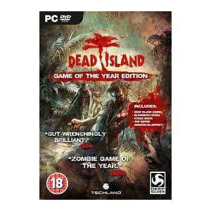 DEAD ISLAND GAME OF YEAR EDITION STEAM CD KEY
