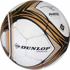 Dunlop Dominator Black / Gold Futbol Topu No:5