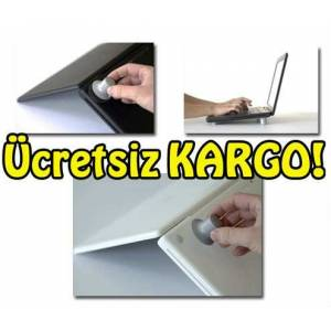 SER�NLET�C� LAPTOP AYAKLARI SO�UTUCU - 4 ADET