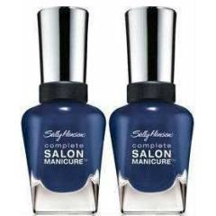 Sally Hansen Comple Oje Thinking of Blue 2 adet