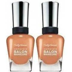 Sally Hansen Comple Oje Terracotta 2 adet