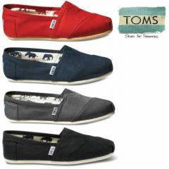 TOMS ORJ KANVAS  NEW  BAY & BAYAN
