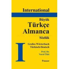 International B�y�k Almanca-T�rk�e S�zl�k