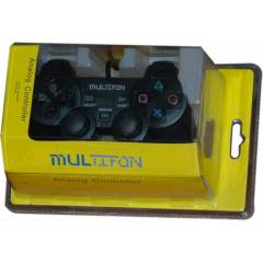 MULTIFON PS2 T�TRE��ML� OYUN KOLU GAMEPAD PS 2