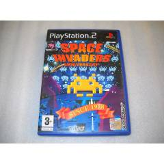 """PlayStation2 Oyun """"SPACE INVADERS ANNIVERSARY"""""""