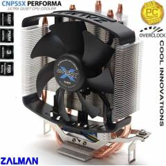 ZALMAN CNPS5X PERFORMA  AMD+++�NTEL CPU SO�UTUCU