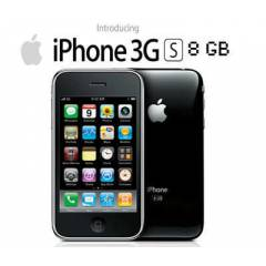 APPLE IPHONE 3GS 8GB BLACK AKILLI TELEFON