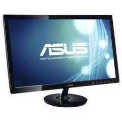 ASUS 23 VS238NR LED 5MS S�YAH D-SUB DVI