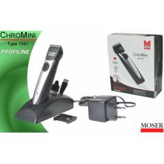 Moser ChroMini �arjl� Mini Tra� Makinesi 1591