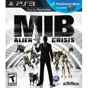 MIB ALIEN CRISIS PS3 OYUNU